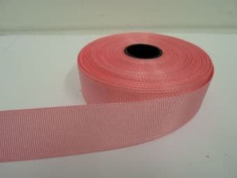 Light Pink Grosgrain ribbon Ribbed Double sided, 3mm, 6mm 10mm 16mm 22mm 38mm 50mm